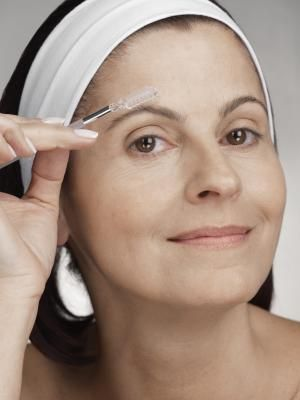 My Best Makeup Tips for Women Over 50: Thinning or Bushy Eyebrows