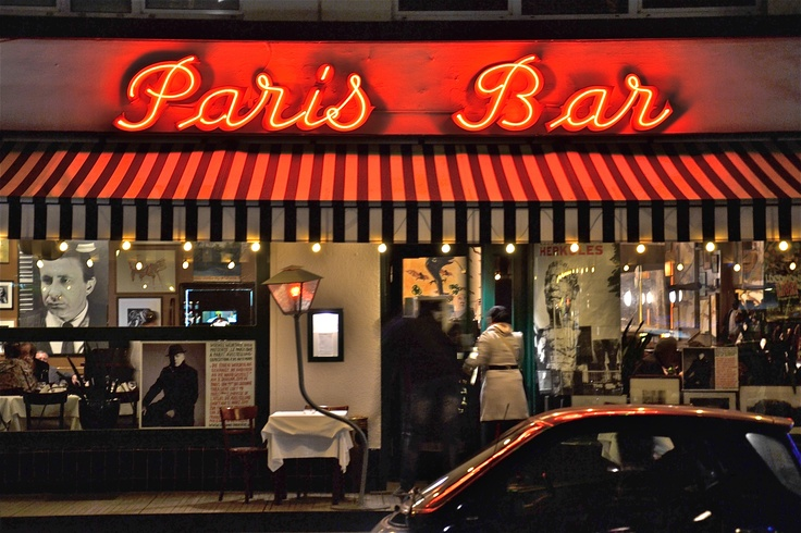 Paris Bar Berlin Charlottenburg