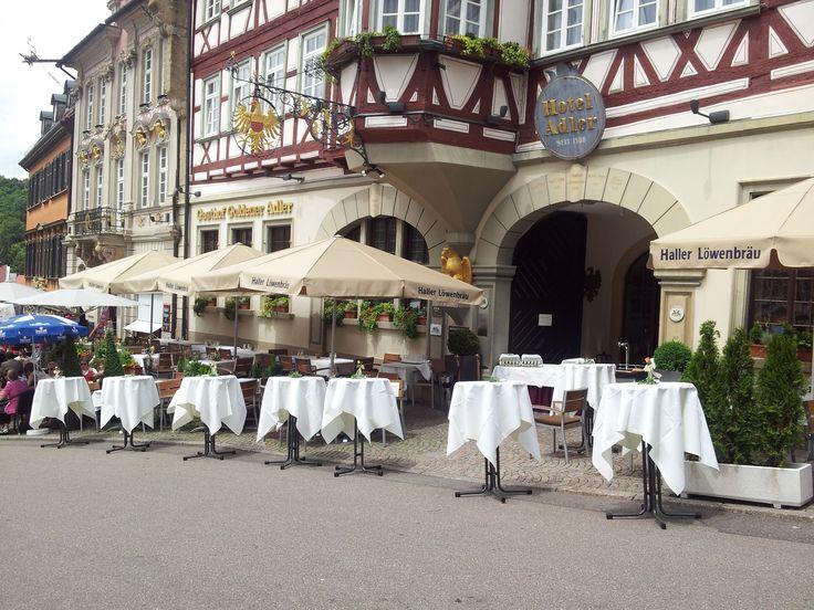 Come ²gether after a #Business #day am wohl schönsten Marktplatz Deutschlands