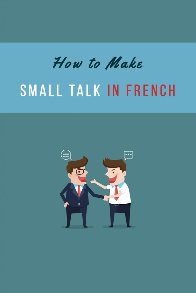 small-talk-in-french