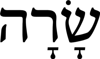 This is an idea I have for a future tattoo...it's my name in Hebrew. Pretty!