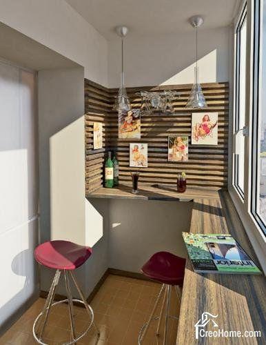 КОЖУХОВО ОНЛАЙН :: Просмотр темы - Дизайн интерьера лоджии или балкона