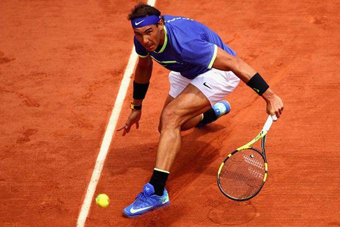 ¡Va por más! Rafael Nadal logró clasificarse a los cuartos de final #Deportes #Tenis