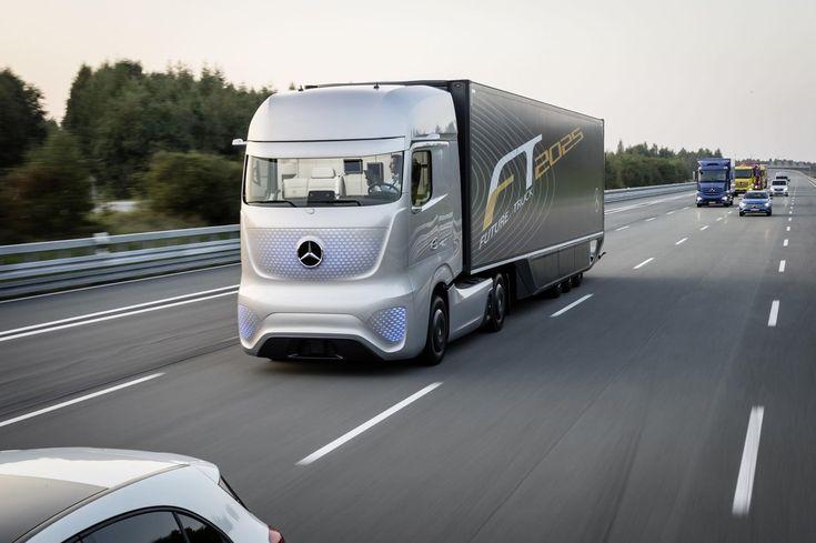 New mercedes truck 2016 c utare google mega trucks for Mercedes benz latest technology