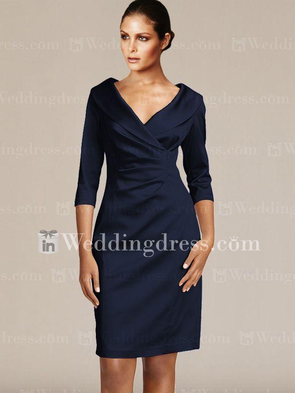 Image result for Short Mother of Bride Dresses