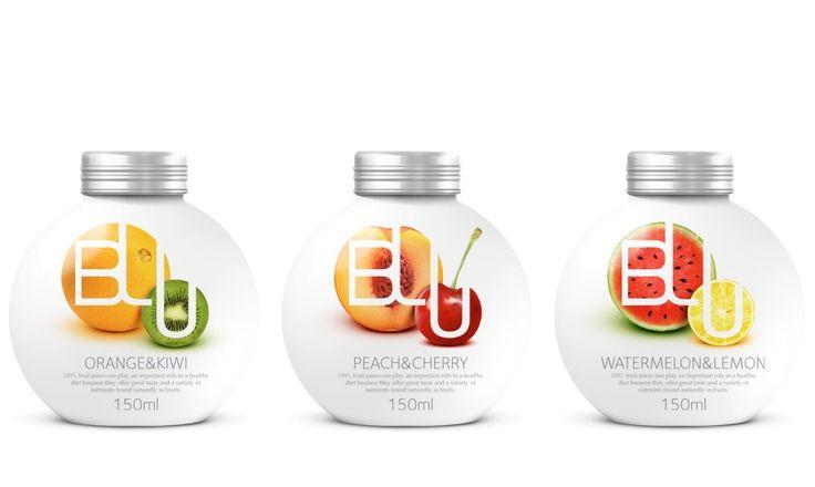 Blu Organic Soft Drink