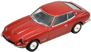 Tomica Limited Vintage - TLV-N41b Fairlady Z-T 2by2 1977 (Red)