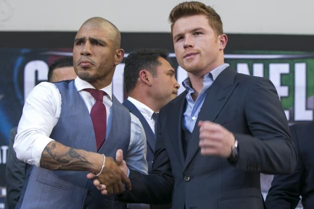 Canelo Alvarez Says Floyd Mayweather Loss Made Him Better Ahead of Miguel Cotto