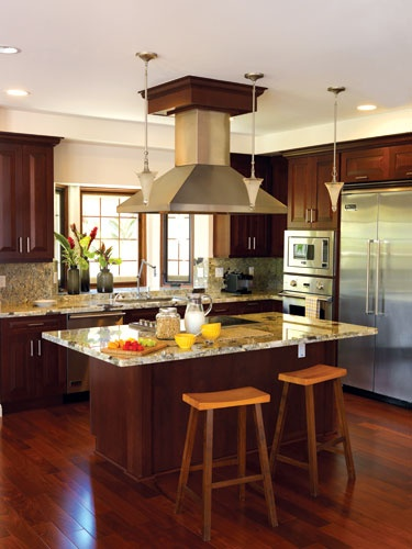 pictures of hardwood floors in kitchens 1000 images about hawaiian kitchens on 9102