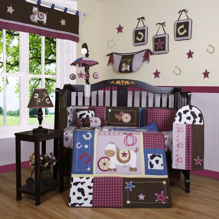77 best Baby Girl Nursery images on Pinterest Baby room Bedroom