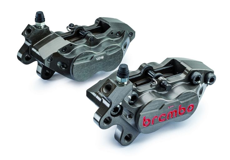 Brembo Brake Cnc Billet T Max Caliper Kit 40mm Mounting