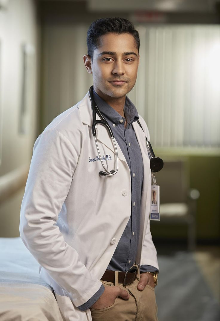 Manish Dayal in The Resident series (5)