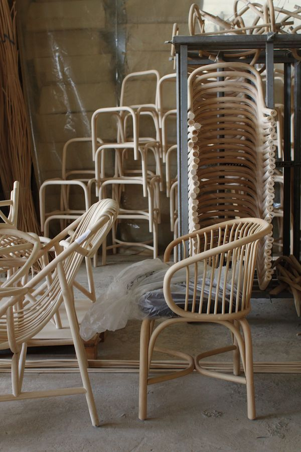 vosgesparis: Spanish design | Expormim rattan furniture