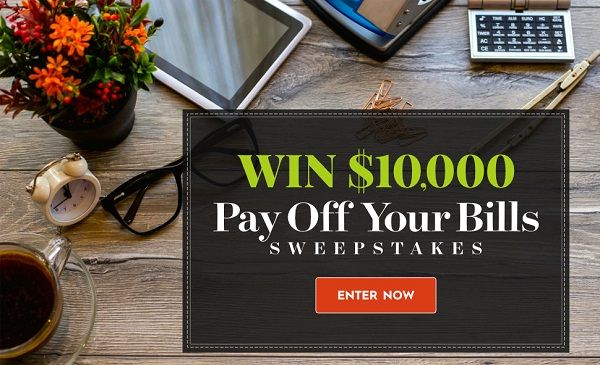 Www Bhg Com 10kbills Enter To Win 10000 Cash To Pay Bills