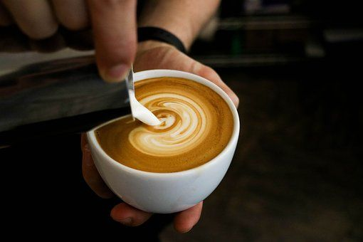 Napój, Kofeina, Kawa, Puchar, Pić