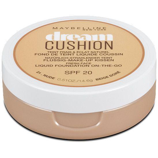 Maybelline Flüssig-Make-up Kissen dream cushion, Farbe: Nr. 21 Nude, Make Up aus dem dm Online Shop.