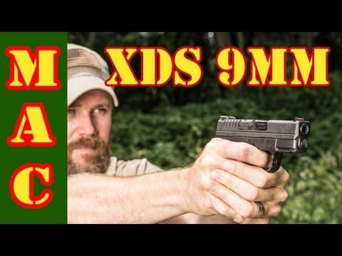 XDs 9mm Review - YouTube