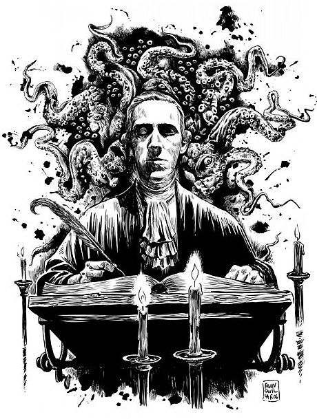 an analysis of howard philips lovecraft The effectiveness of lovecraft's fiction has little to do with its purely literary  born  in providence in 1890, howard phillips lovecraft was a near.