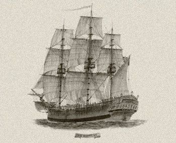 Convict Ships Index