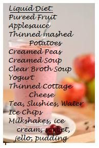 7 best soft foods images on pinterest kitchens rezepte and for when you need a liquid diet example after before having surgeryor before a medical procedure test is done forumfinder Gallery