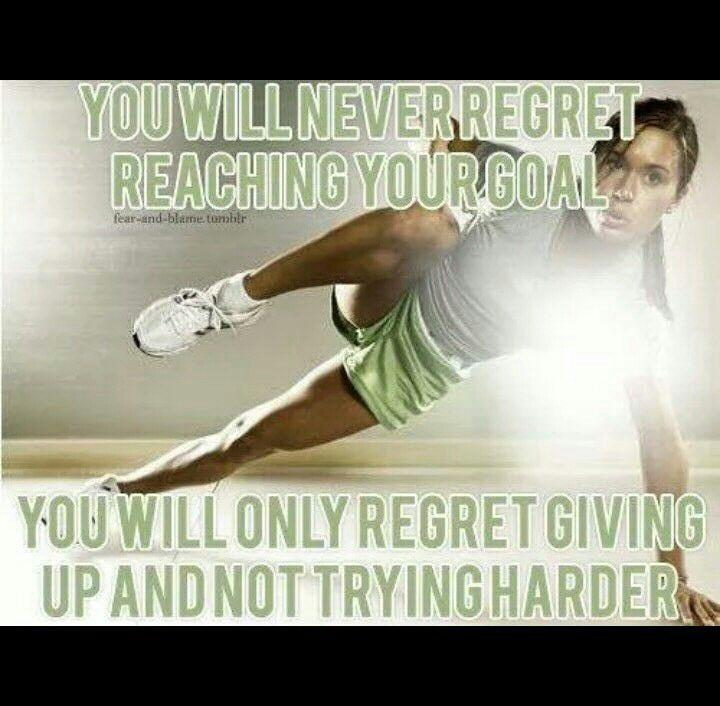 Try ur hardest