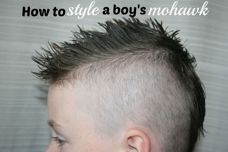 How to Style a Boy's Mohawk with SoCozy #SoCozyatTarget   Life Without Pink