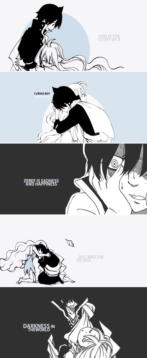 Zeref and Mavis... I can't handle the stress anymore... I NEED TO KNOW WHAT WILL HAPPEN!!!!