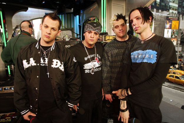 Bigs news, '00s kids: Good Charlotte are reuniting! | Hear A Clip Of Good Charlotte's Comeback Song