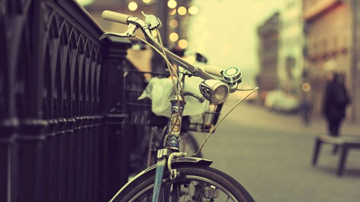 Cool Bicycle Wallpaper Widescreen