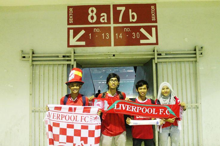 GBK Tribune 8 - LFC Asia Tour 2013