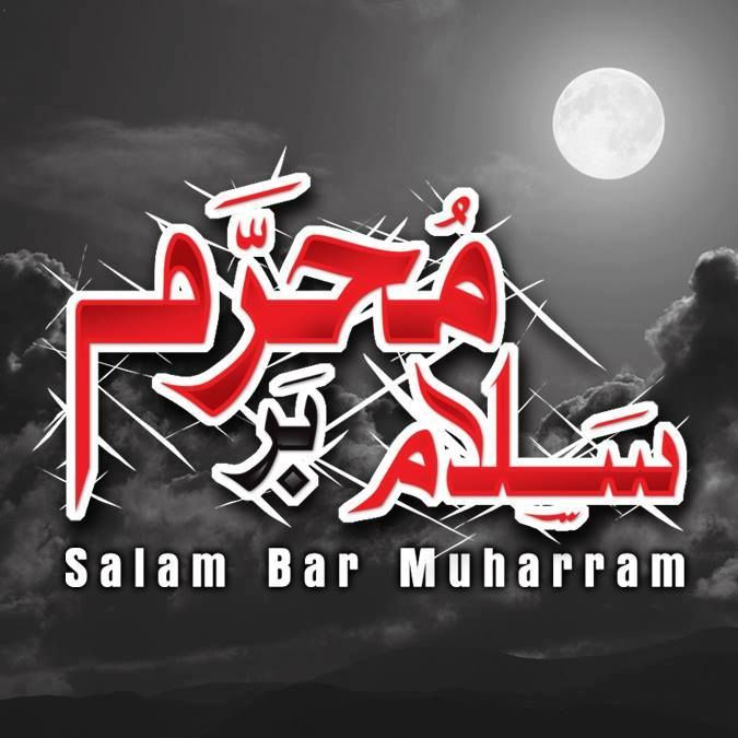 REQUEST ALL: To raise awareness Please change your profile pics to this in respect of the upcoming Muharram. #2016 #Muharram