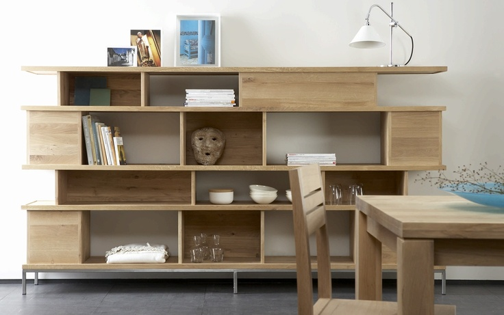 Ligna Shelf, Ethnicraft.