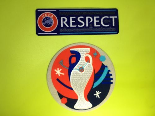 2016-France-EURO-Cup-Respect-Badge-Patches-For-Portugal-Jersey