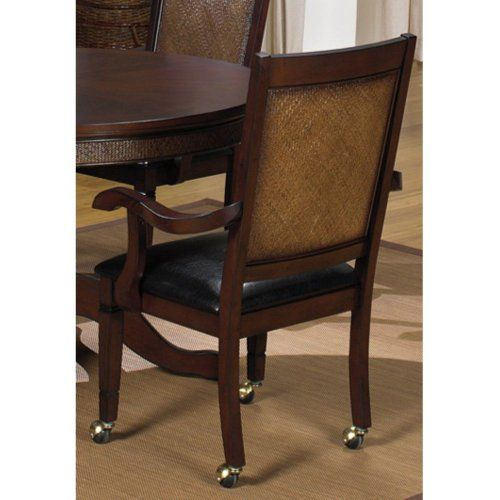 Dining Room Chairs With Wheels: 17 Best Images About HCC Mens Card Rm Game Chairs On