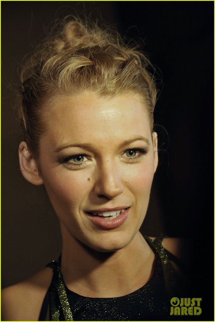 Makeup for hooded eyes - blake lively cate blanchett beauty in wonderland event 08