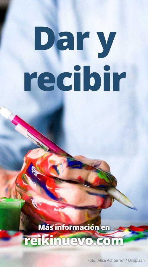 Reflexiona sobre la importancia de tus acciones y la responsabilidad que tienes en ellas. Más información: http://www.reikinuevo.com/dar-recibir/