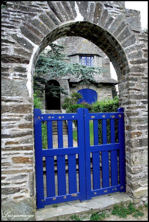 Bleu de Bretagne, ma future maison aura la même barrière bleue