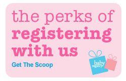 Buy Buy Baby Registry Benefits and Perks
