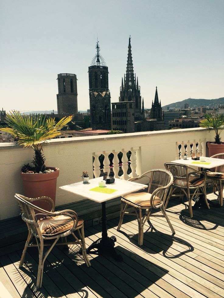 Hotel santa Catarina Barcelona