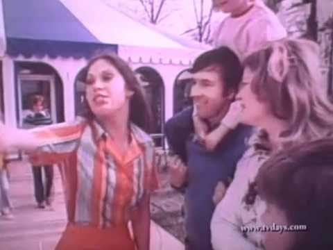 1975 Great Adventure theme park TV commercial