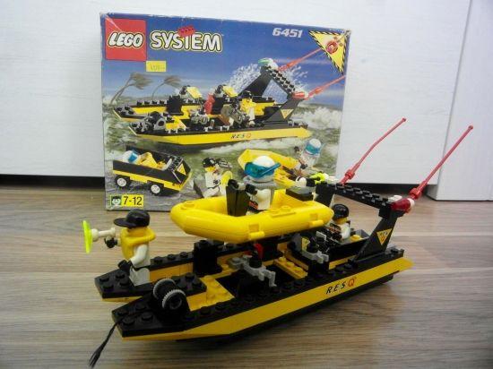 LEGO River Response 1998