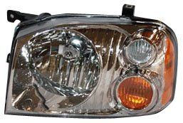 TYC 20596490 Nissan Frontier Driver Side Headlight Assembly -- Want additional info? Click on the image.