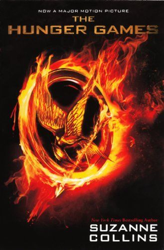 The Hunger Games by Suzanne Collins (Book 1). Hunger Games Trilogy. Book Review. Romance. Fiction.