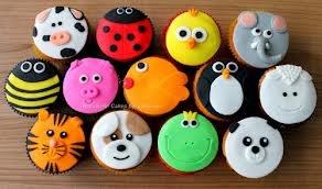 dieren cupcakes - Google zoeken