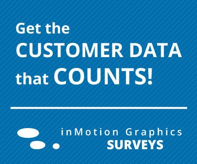 Want to know more about your customer's likes and dislikes or grow your mailing list organically by generating qualified leads? Our new cutting edge Survey platform will do all that and more! Click to view the powerful features and take the demo survey for a spin... http://www.inmotiongraphics.com/surveys/