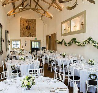 Merriscourt Cotswolds Barn Wedding Venue, Oxfordshire
