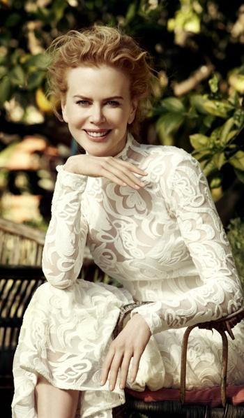 Actress Nicole Kidman is new face of Jimmy Choo!