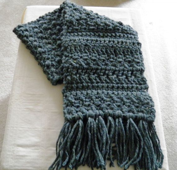 Crochet Scarf Pattern Male : 1000+ ideas about Crochet Mens Scarf on Pinterest ...
