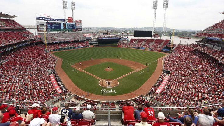 FOX Sports Ohio's coverage of the 2016 Cincinnati Reds season begins at 10 a.m. on Monday, April 4.