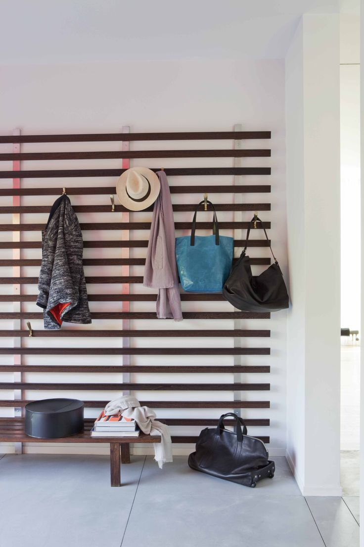 25 Best Ideas About Wall Mounted Coat Rack On Pinterest